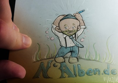 N8Alben-Sketch