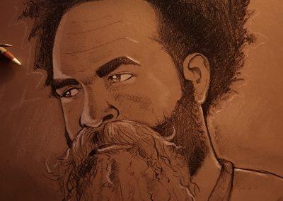 Beard-dark